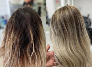 Studio 34 Hair and Beauty Salon Color Correction