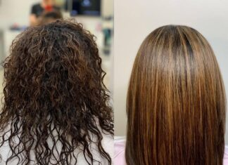 Keratin Treatment by Studio 34 Delray Florida