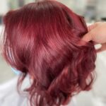 Studio 34 Delray Beach Hair Color Correction Red